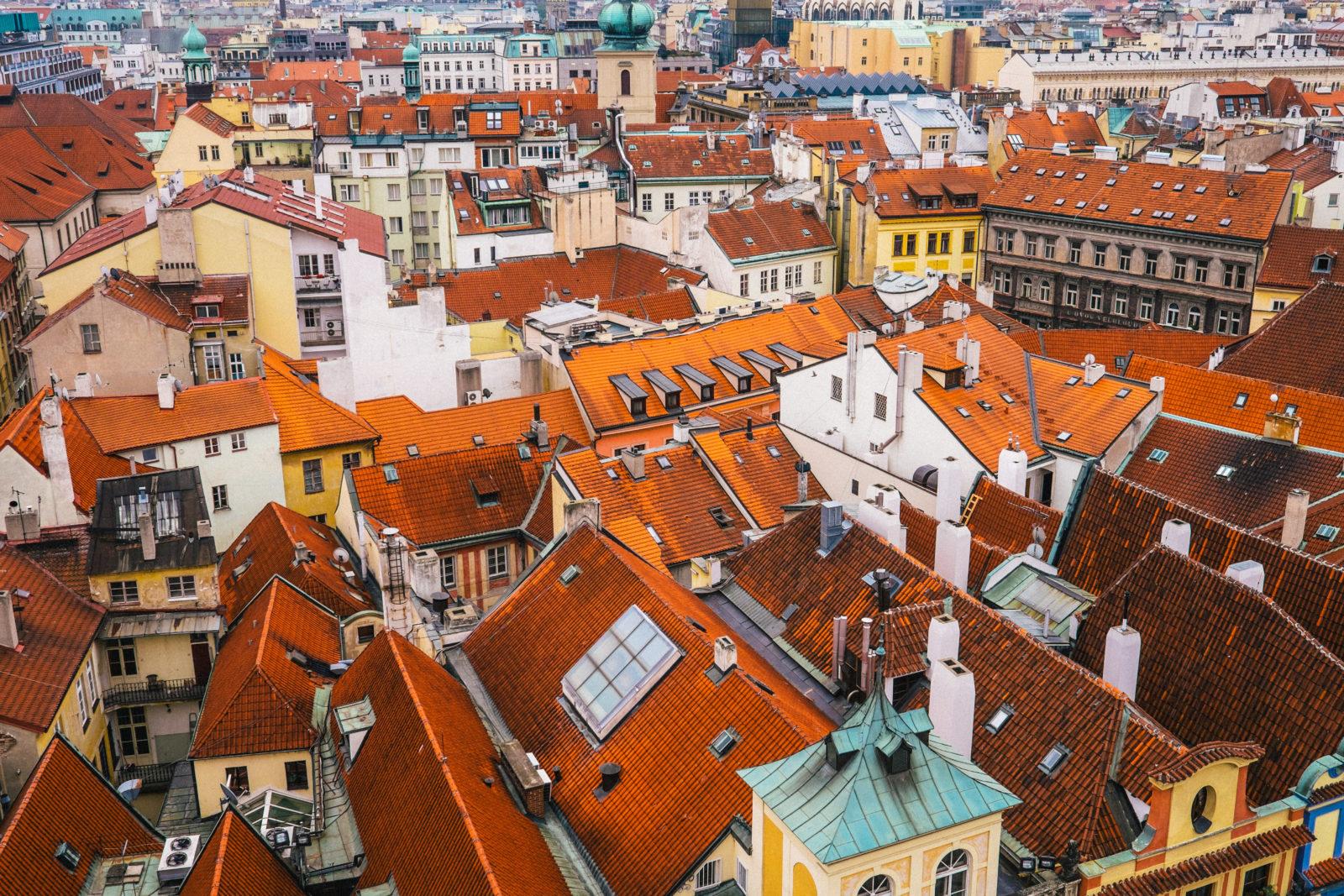 Praga dove dormire