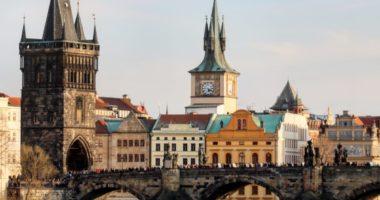 Praga : dove dormire
